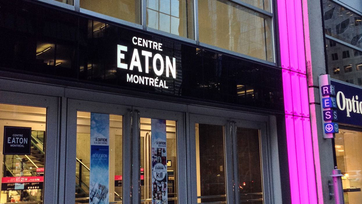 Voici de quoi le Centre Eaton de Montréal aura l'air après 200 M$ de rénos