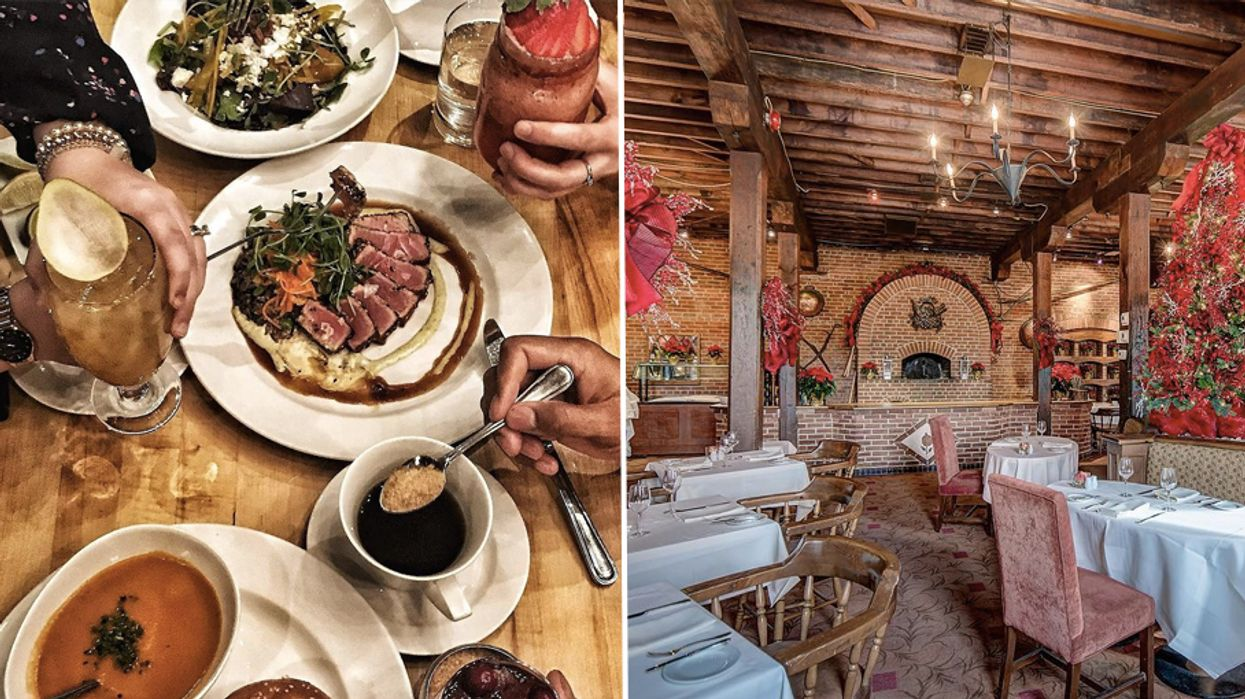 These Are Ontario's Most Romantic Restaurants, So Book A Table Fast