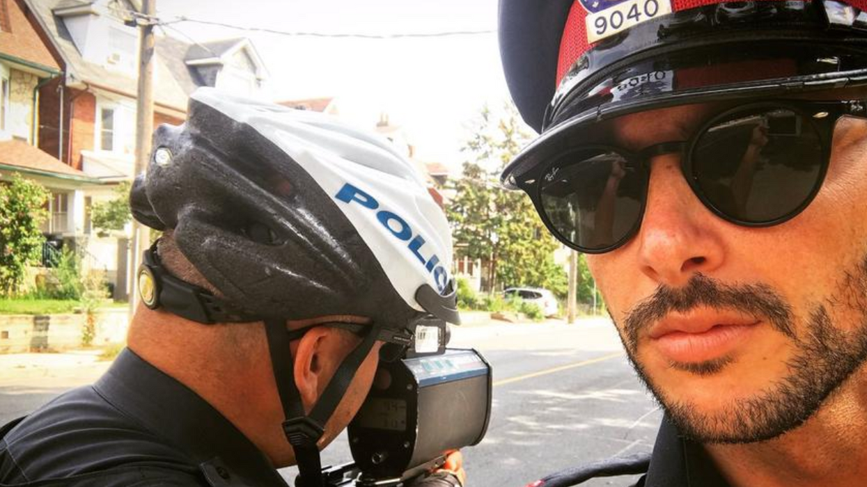 These Two Toronto Cops Got So High Off Edibles They Had To Call Backup And The Details Are Hilarious