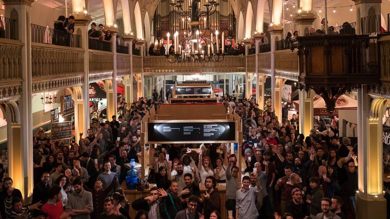 Ce festival de dégustation d'alcool à Montréal s'annonce encore meilleur que l'Oktoberfest