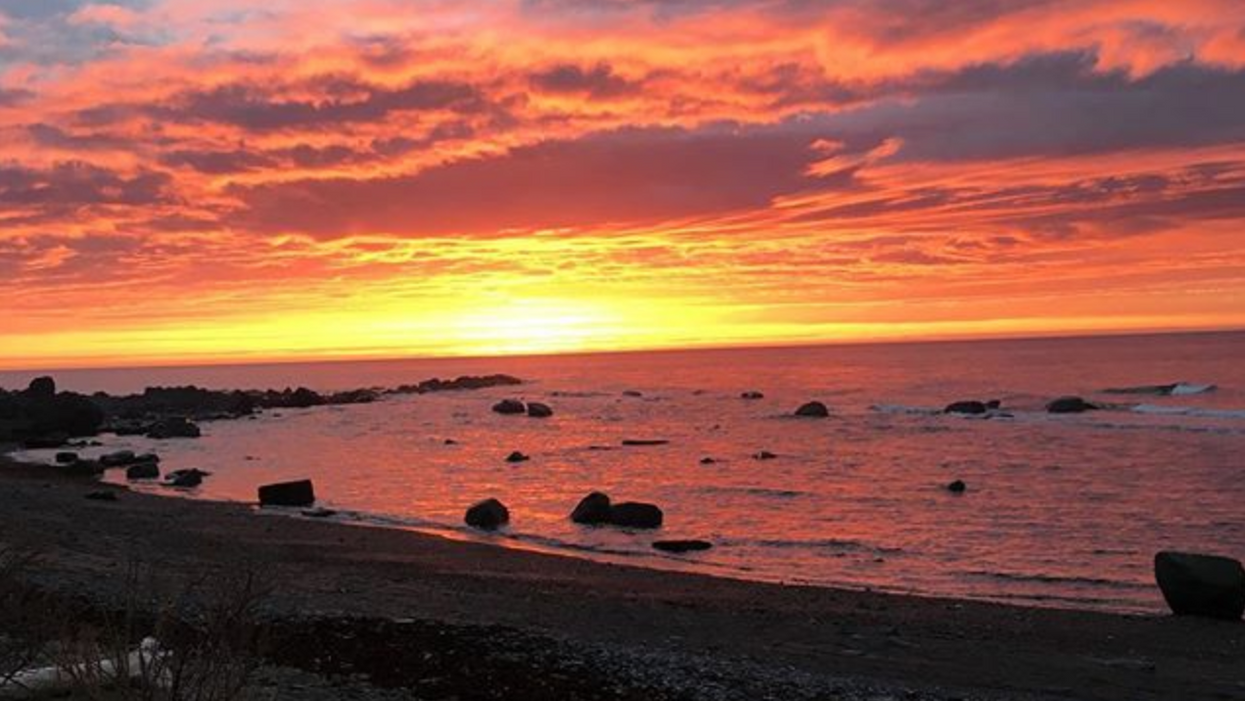 30 activités que tu dois faire en Gaspésie, pour faire changement du Rocher Percé
