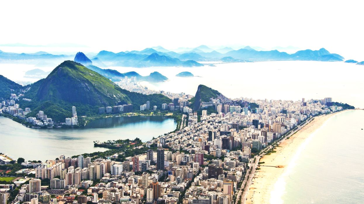 Brazil Is Inviting Canadians To Visit As Part Of The Country's New Tourism Initiative