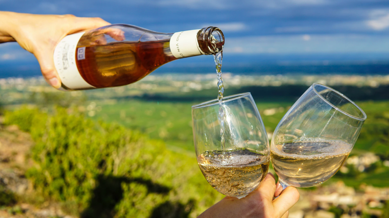 Alberta Is Officially The Pettiest Province Ever After Banning BC Wine Over A Pipeline