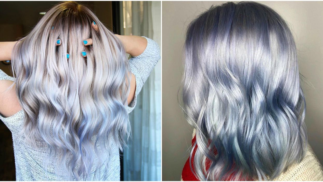 """""""Ghosted Hair"""" Is The Hottest New Colour Trend And It Won't Leave You Heartbroken"""