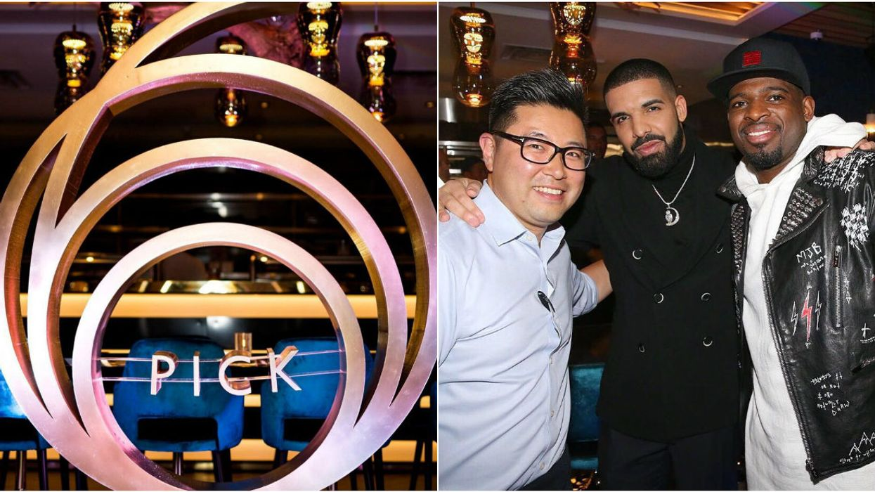 Drake's New Toronto Restaurant Is Finally Open And Here's What's On The Menu