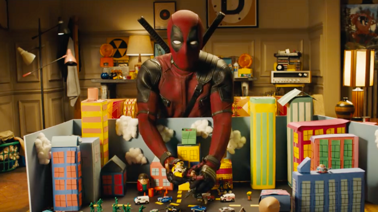 Ryan Reynolds' Deadpool 2 Trailer Is The Funniest Thing You'll See All Day