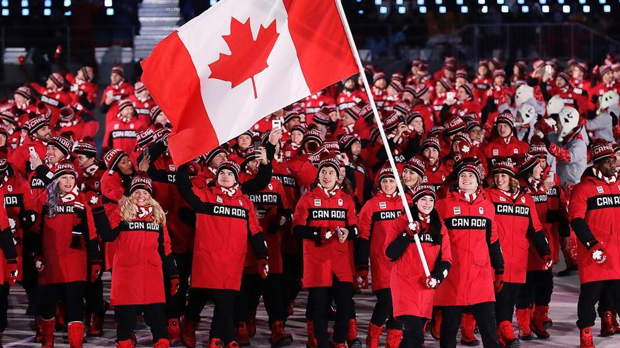 Team Canada Saved This Olympic Tradition And The Story Will Warm Your Heart