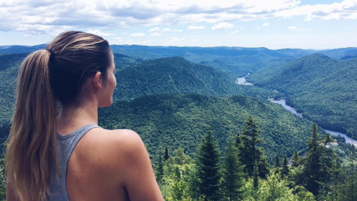 This Hiking Trail Will Make You Feel Like You're Not In Canada Anymore
