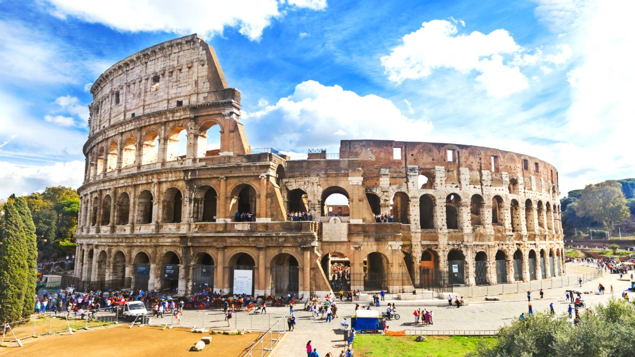 You Can Fly From Toronto To Rome For $620 Round Trip This Fall