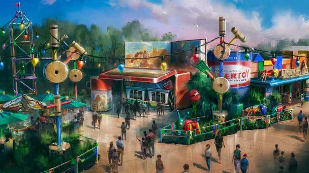 Disney World Is Officially Opening Toy Story Land Theme Park This Summer And We're Excited AF