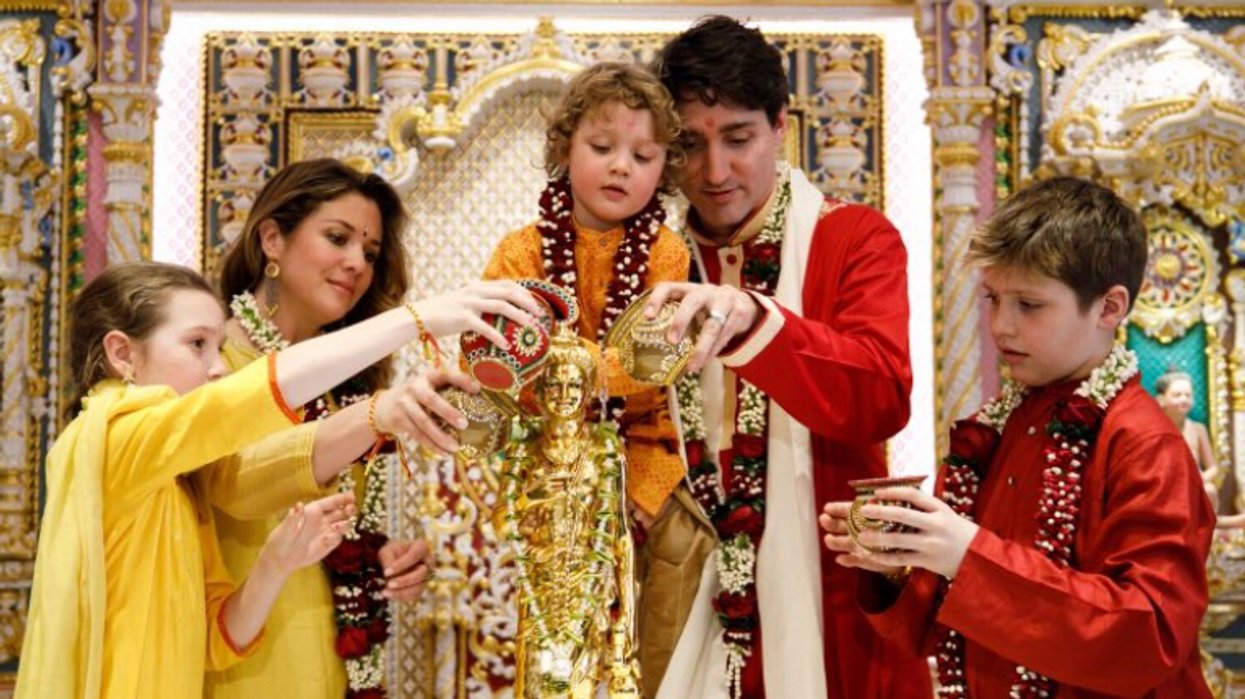 Justin Trudeau Is Being Royally Snubbed In India Right Now And Here's Why