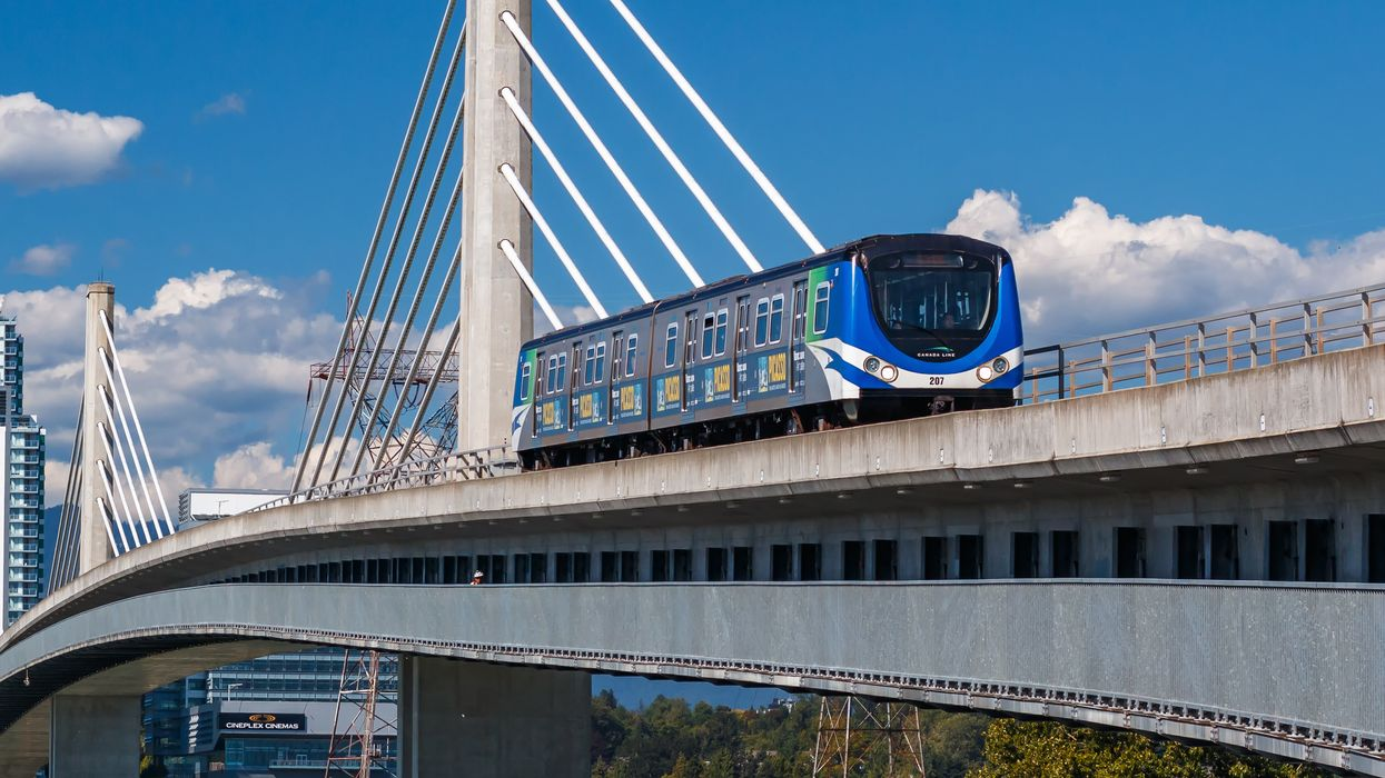 Here's When Vancouver's Brand New $298 Million Dollar SkyTrains Will Be Up And Running