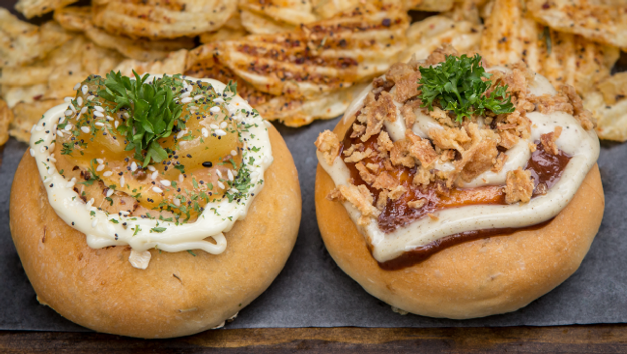 There's Now A Restaurant In Toronto That Serves Insane Stuffed Buns