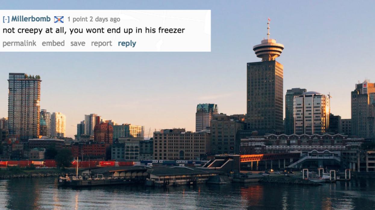 Somebody's Offering Free Rent In Exchange For Being Their Girlfriend So Vancouver's Housing Market Is Officially The Weirdest In Canada