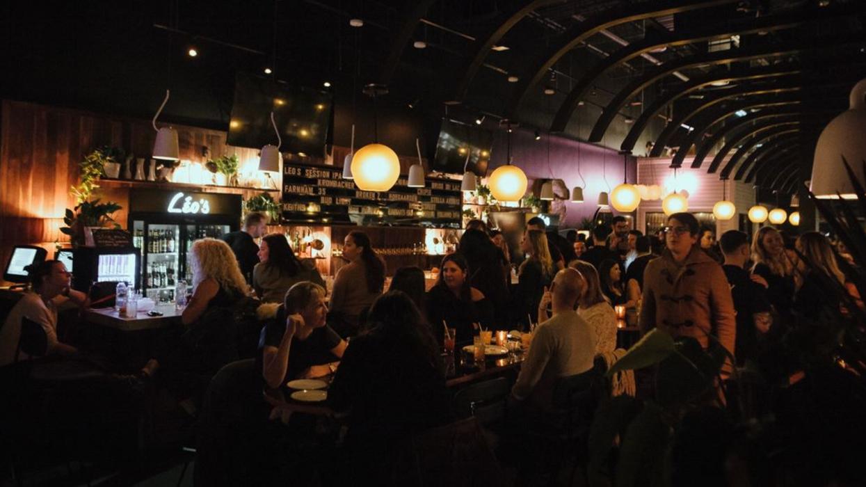Un nouveau bar à la « Général Sherman » débarque à Saint-Léonard et c'est la place parfaite pour un flirt