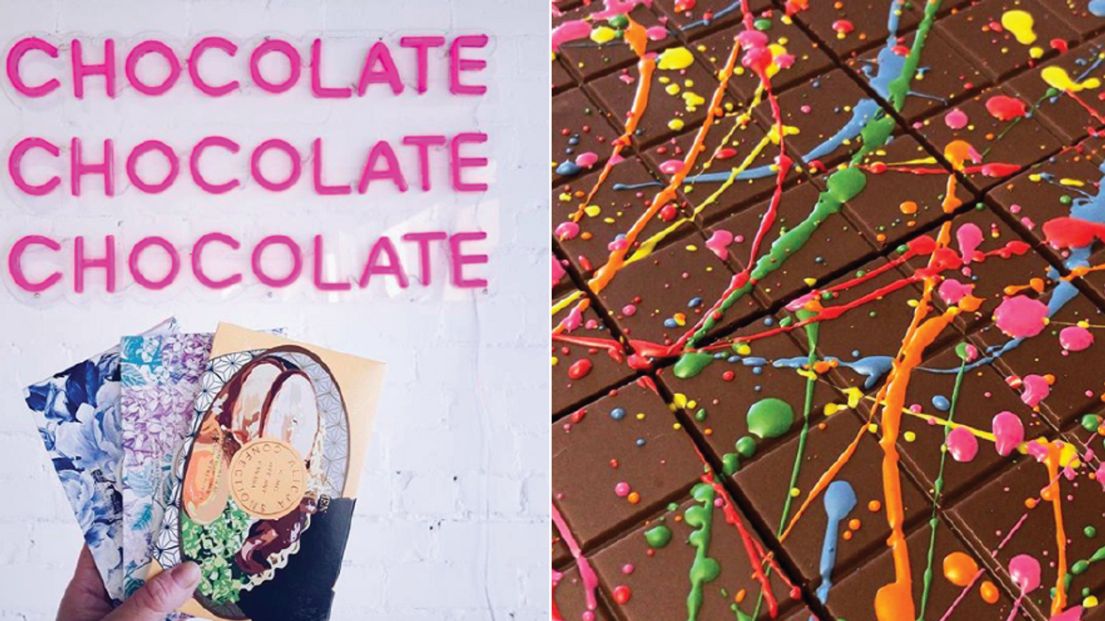This New Chocolate Shop In Ottawa Is Everyone's Childhood Dream (7 Photos)