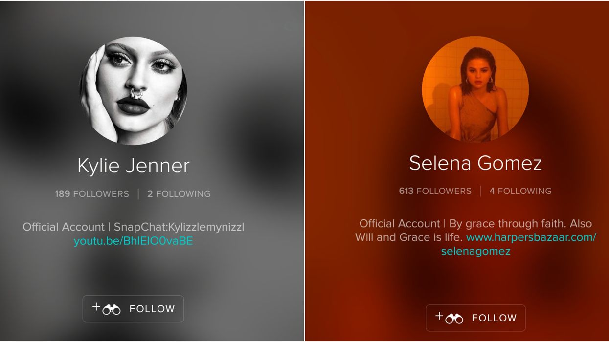 10 Celebrities Now Officially On 'Vero', The All-New Social Media App