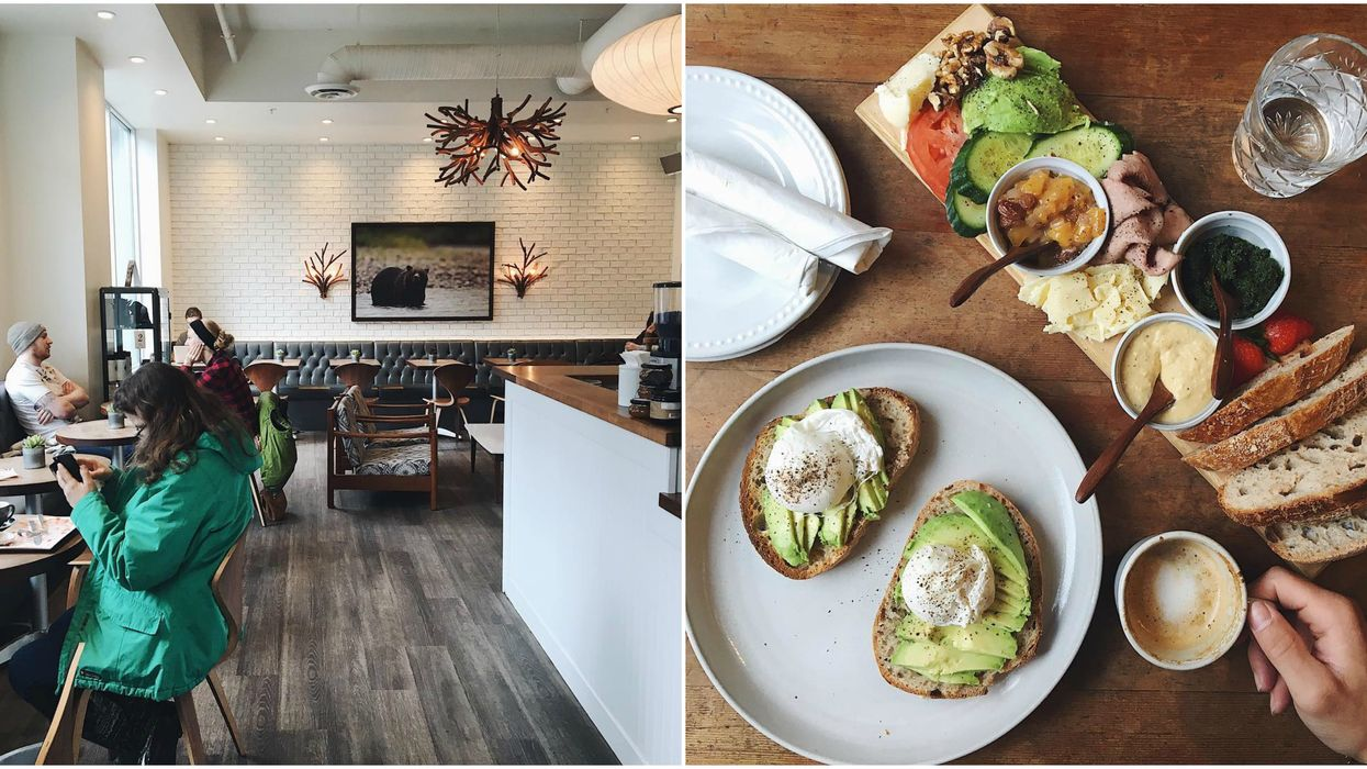21 Vancouver Cafe Spots You'll Want On Your Next Instagram Story