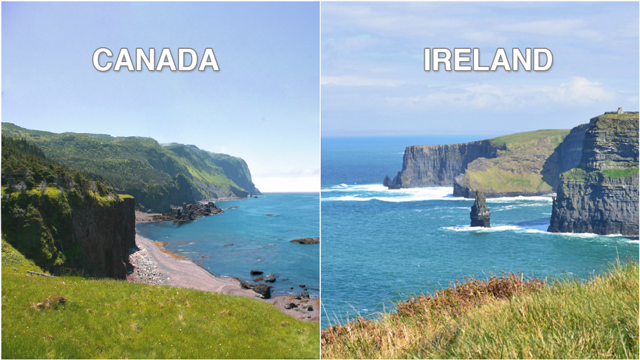 This Canadian Island Looks And Feels Exactly Like Ireland, According To The Irish