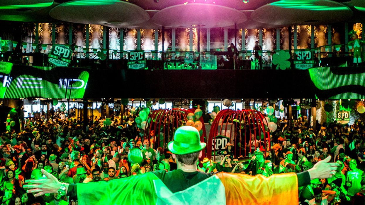 Guinness Is Hosting Canada's Largest St. Paddy's Day Party In Toronto