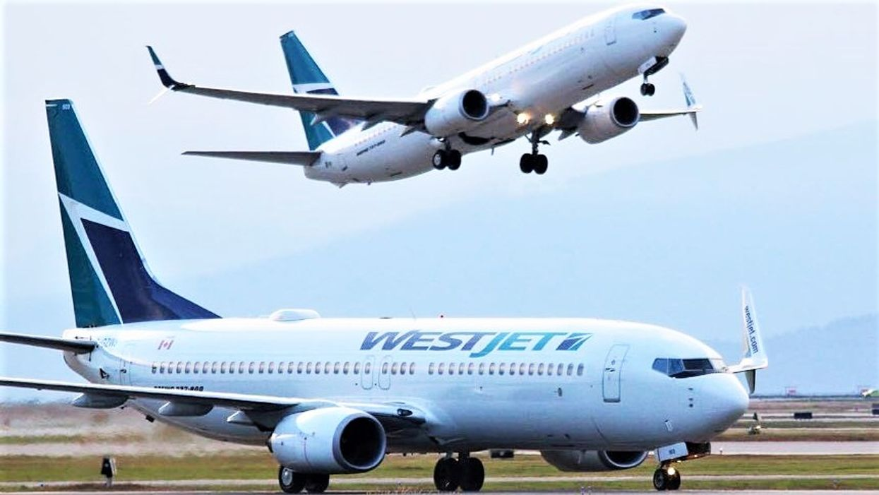WestJet Just Put Over 1 Million Flights On Sale In Celebration Of Their 22nd Birthday