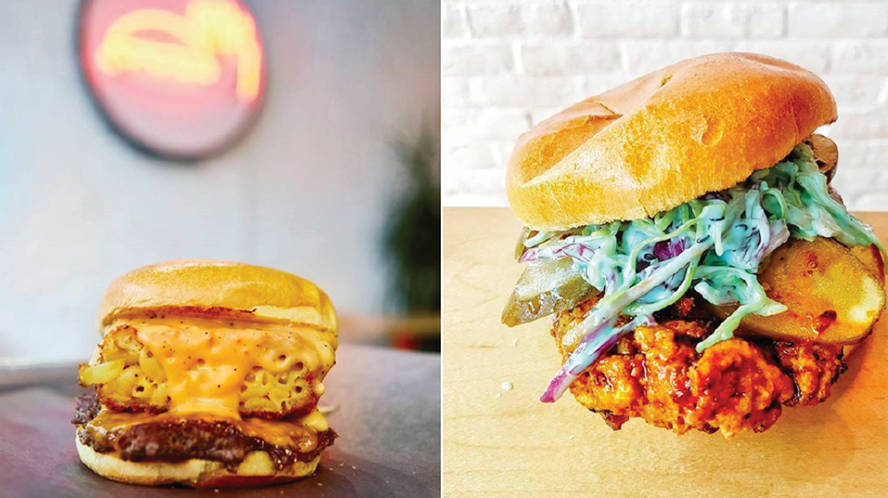 This Spot In Ottawa Makes The Most Insane And Unusual Burgers Ever