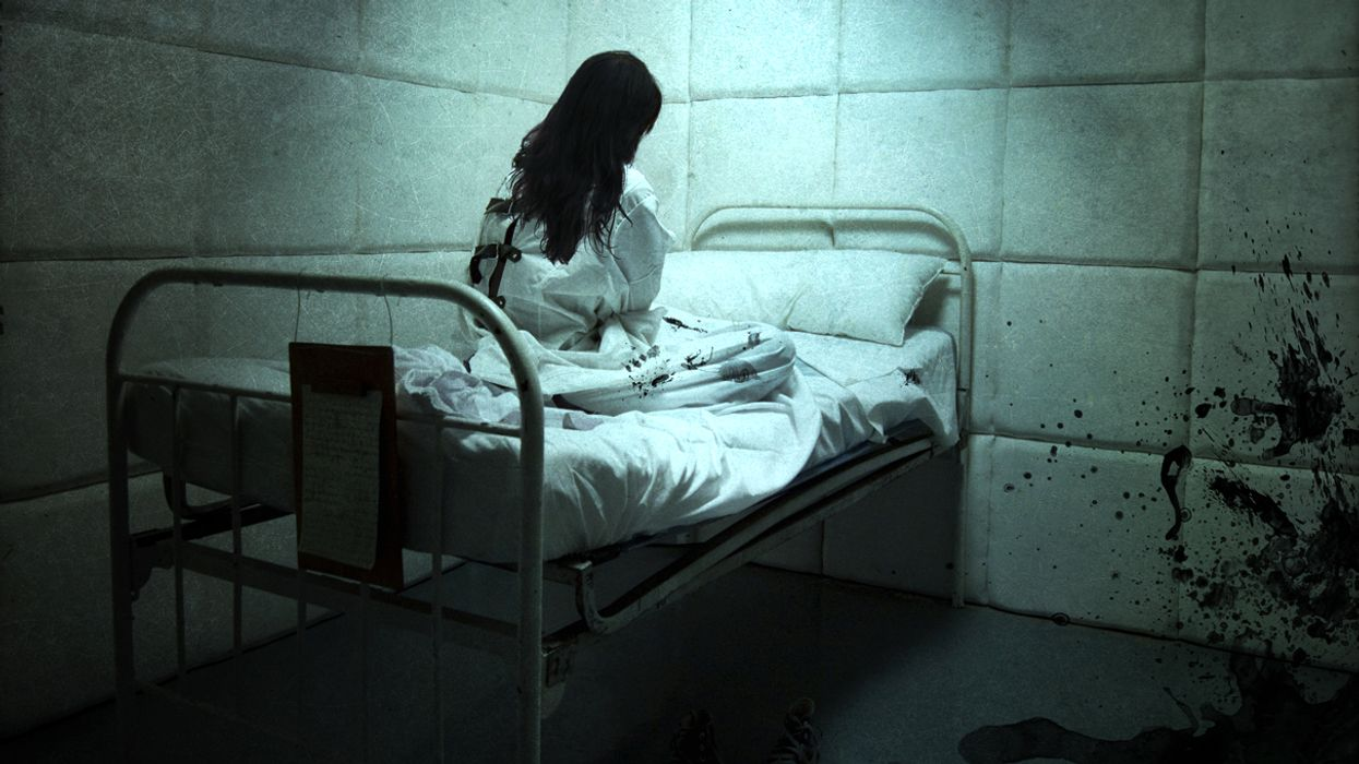 This Escape Room Near Toronto Locks You In A Jail Cell With The Ghosts Of Dead Serial Killers