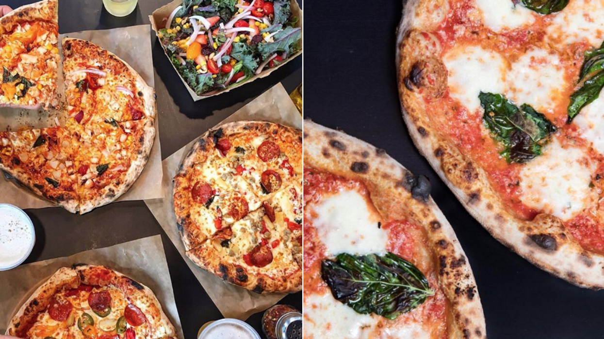 This Pizza Spot In Toronto Is Serving Up Customizable Pizza For Under $4 And Here's Where You Can Find It