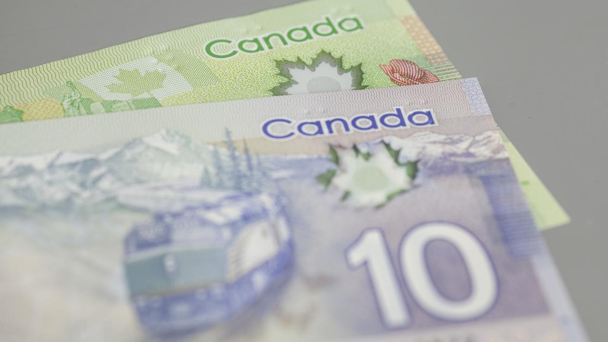 Voici de quoi a l'air le nouveau 10$ canadien
