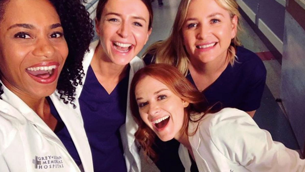 These Two Main Characters Are Leaving 'Grey's Anatomy'