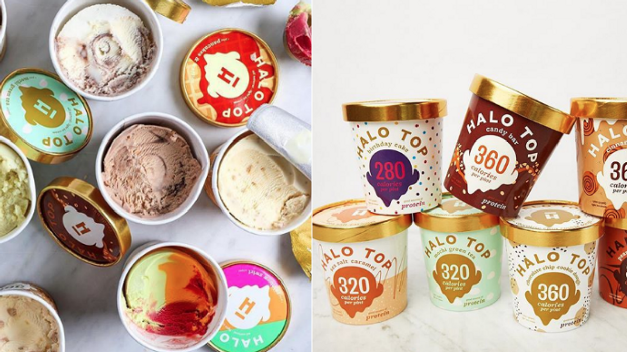 La crème glacée Halo Top débarque au Québec et tu vas vraiment vouloir l'essayer