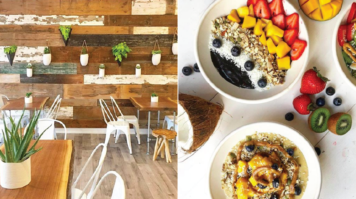 This Is Probably The Most Instagrammable Acai Bowl Spot In Ottawa