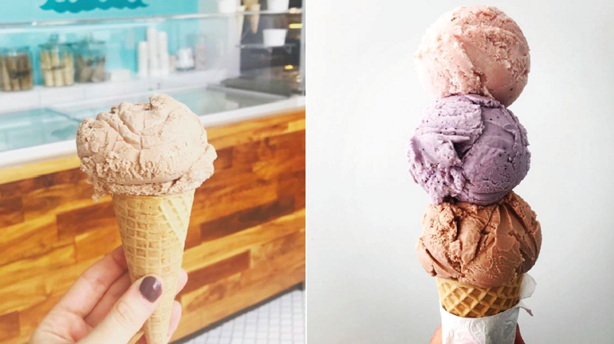 This Hidden Ice Cream Shop In Ottawa Will Have You So Pumped For Summer