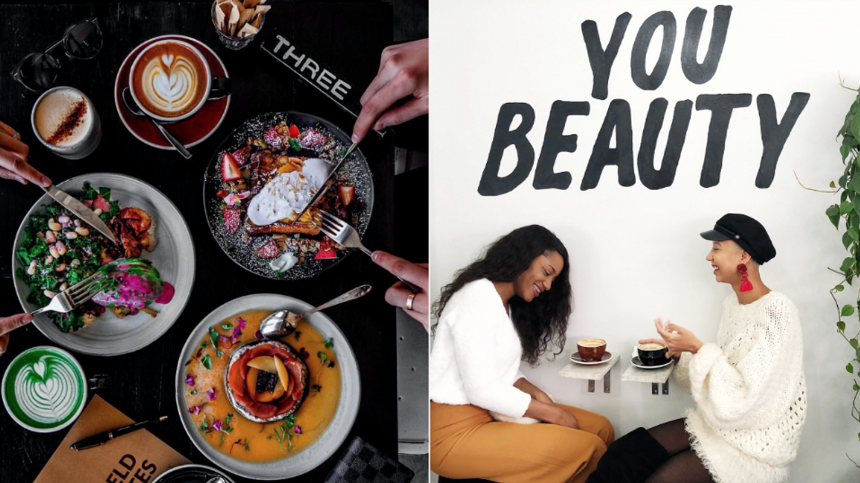 This Australian Brunch Spot In Toronto Is Officially The Prettiest Brunch Place In The City