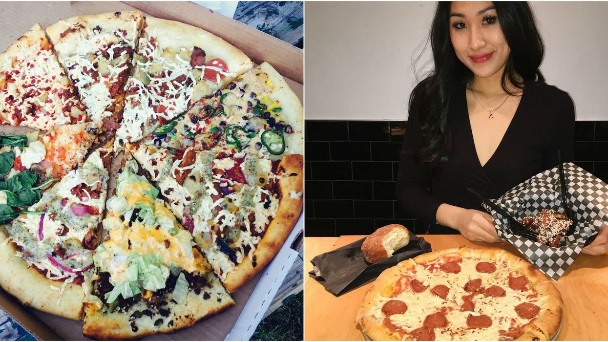 This Is The Vegan Pizzeria In Toronto Everyone Needs To Try ASAP
