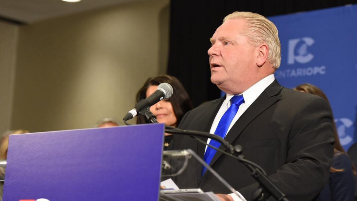 A CBC Interviewer Roasted Doug Ford During An Interview And It's Just So Awkward To Watch