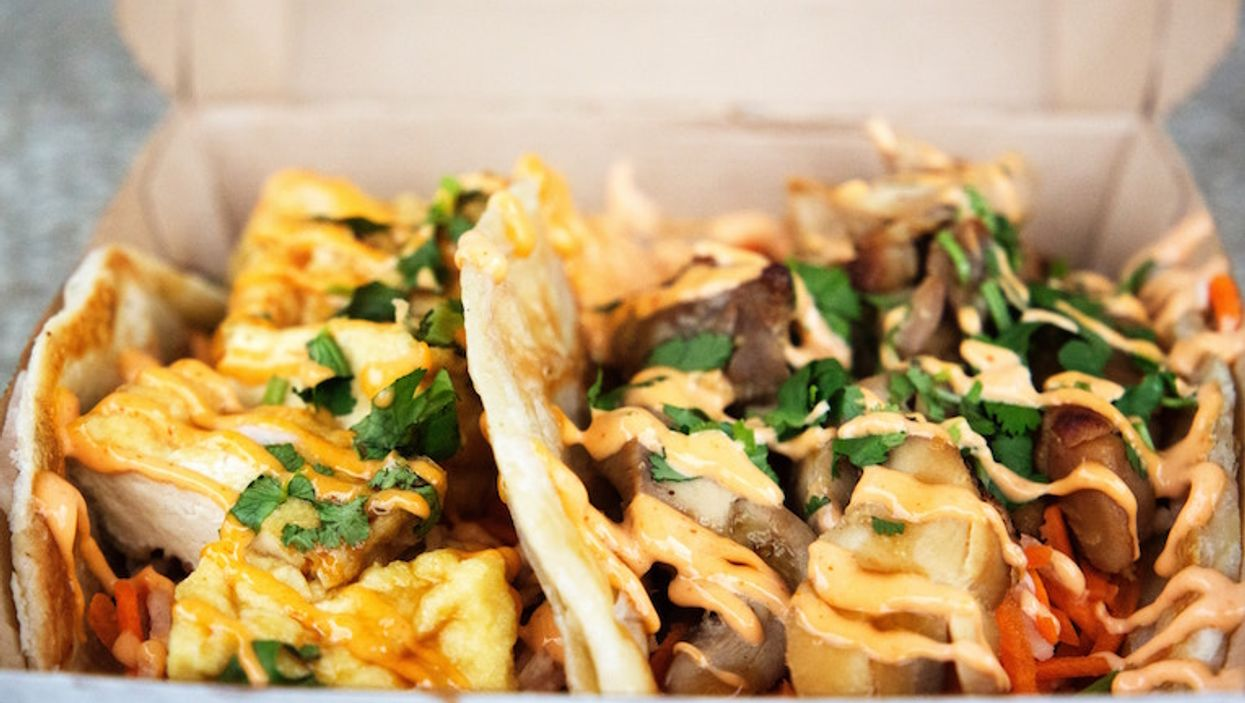 A New Restaurant Just Opened In Ottawa That Sells Insane Asian Tacos