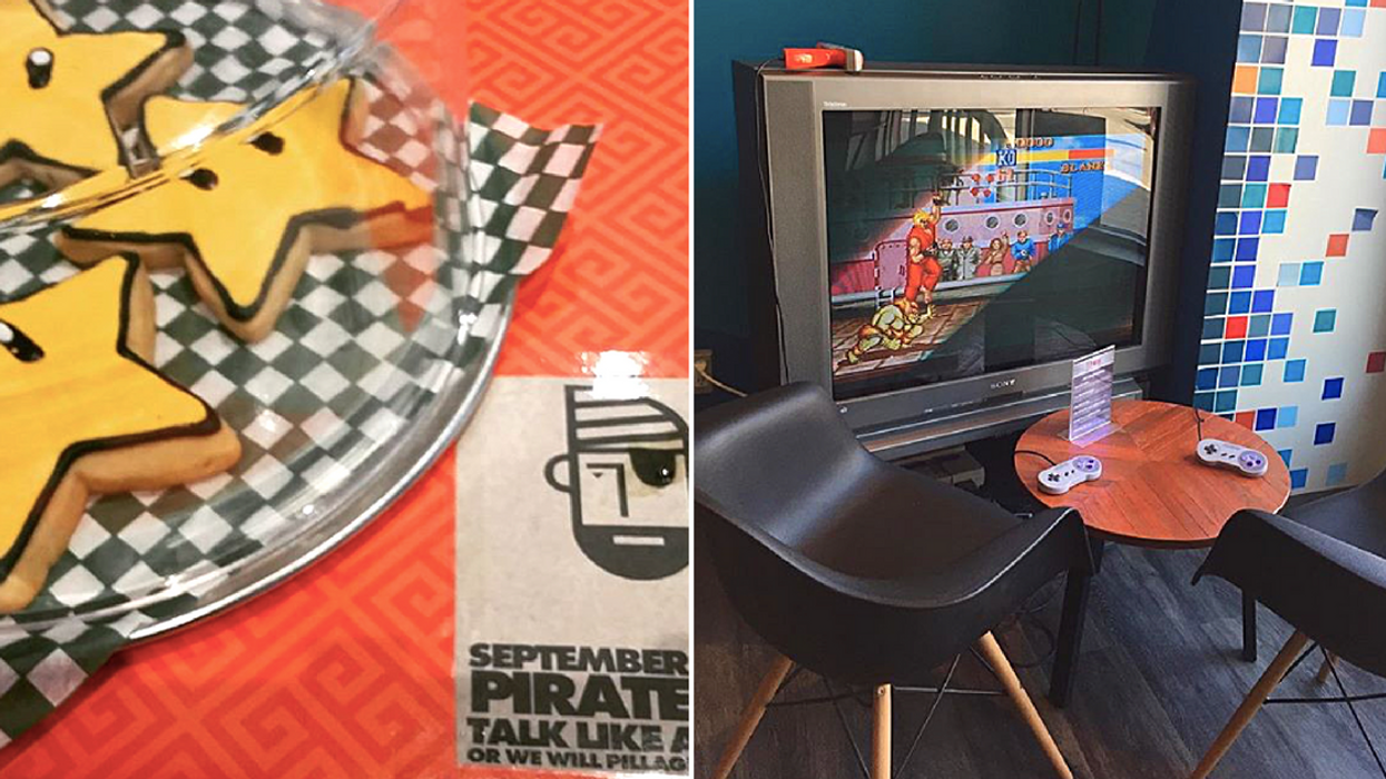 This Cafe In Ottawa Doubles As A Retro Gaming Lounge