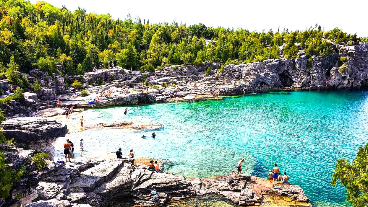 Everything You Need To Know Before Visiting Ontario's Bruce Peninsula This Summer