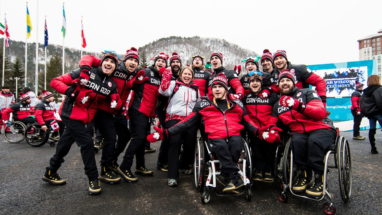Canada's Paralympic Athletes Are Arriving At Pearson Airport Next Week And Here's How You Can Meet Them