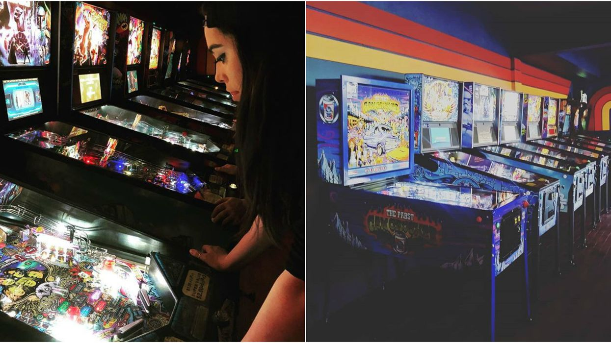 This New Arcade Bar In Calgary Will Transport You Back To The 80's