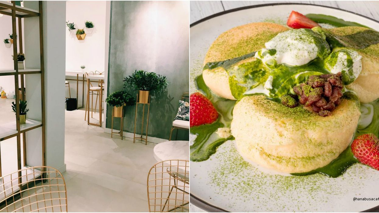 Toronto's First-Ever Japanese Soufflé Pancake Cafe Is Opening This Spring