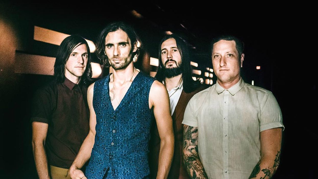 All-American Rejects Are Coming To Ontario This Summer