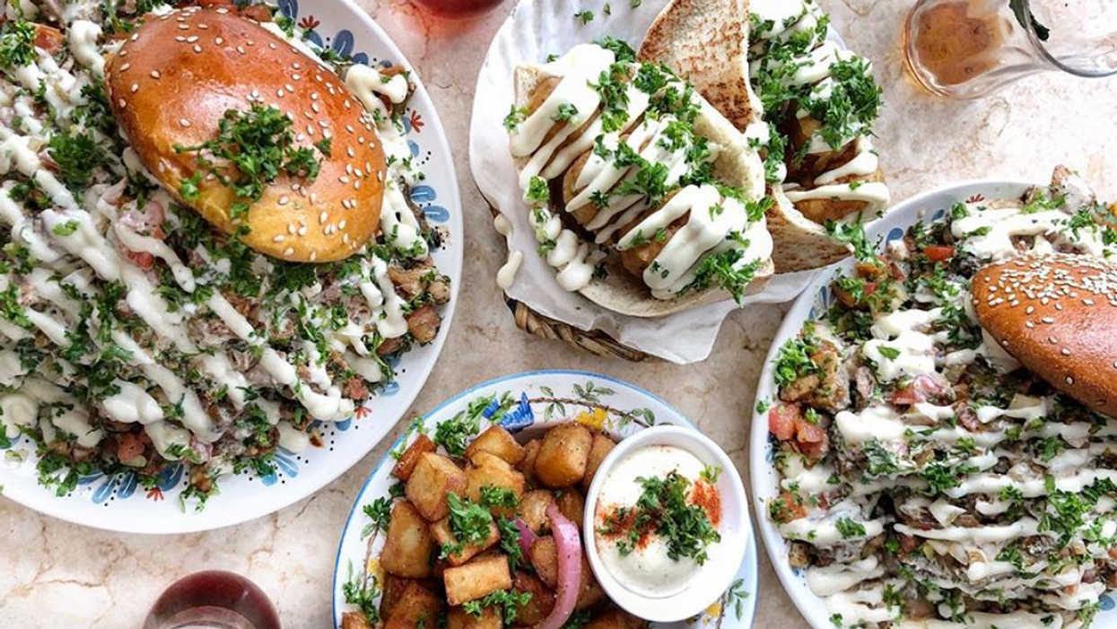 This Spot In Toronto Serves Up The Most Insane Egyptian Brunch In The City And Our Mouths Are Already Watering