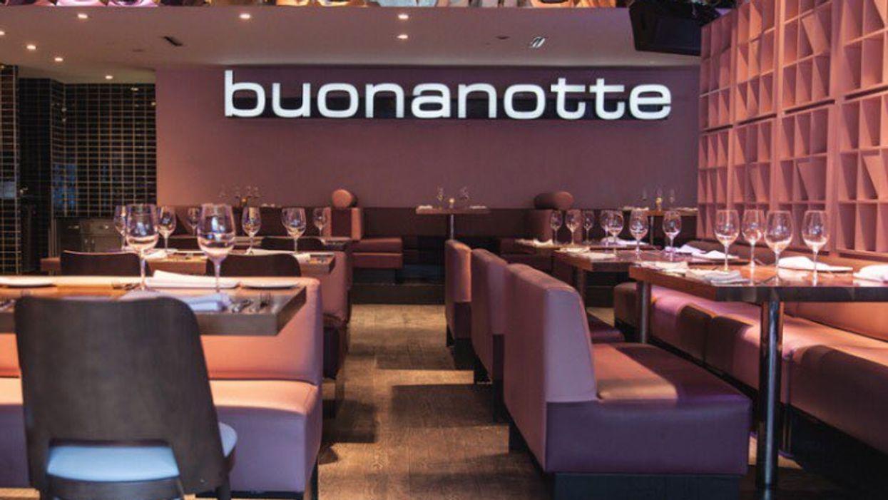 Le célèbre Buonanotte de Montréal ferme ses portes précipitamment et les employés sont sous le choc