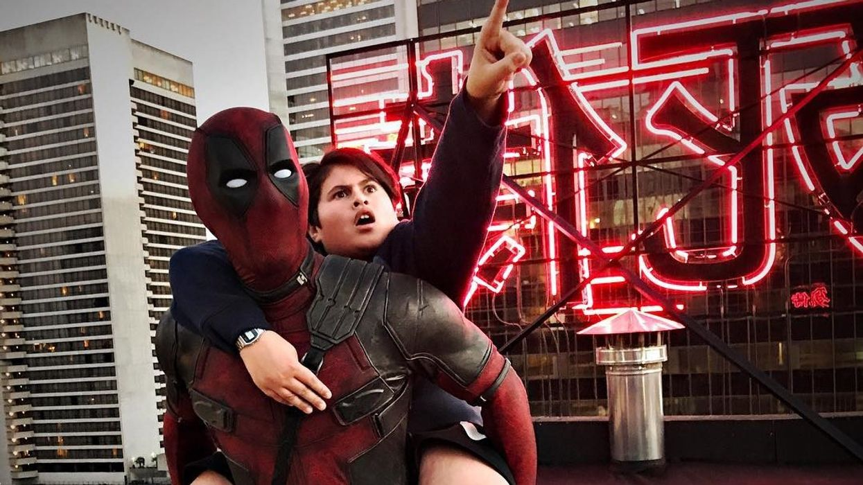 Critics Just Reviewed Deadpool 2 And Here's How It Scored