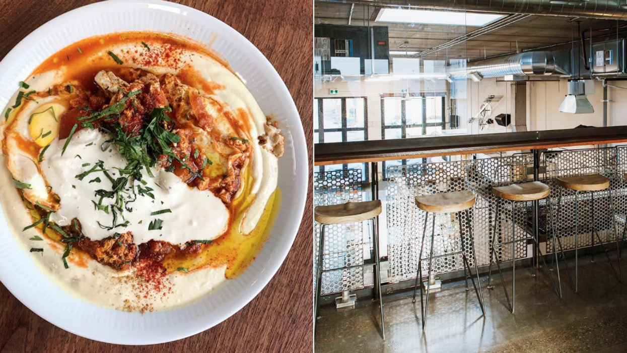 This Spot In Toronto Serves Up Global Traditional Eats That Will Transport You To The Mediterranean