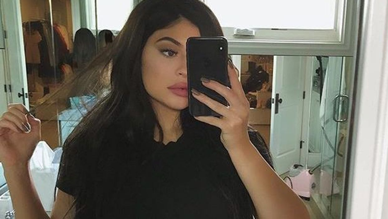 Kylie Jenner Just Had A Mini Photoshoot With Baby Stormi And The Pics Are Totally Adorable