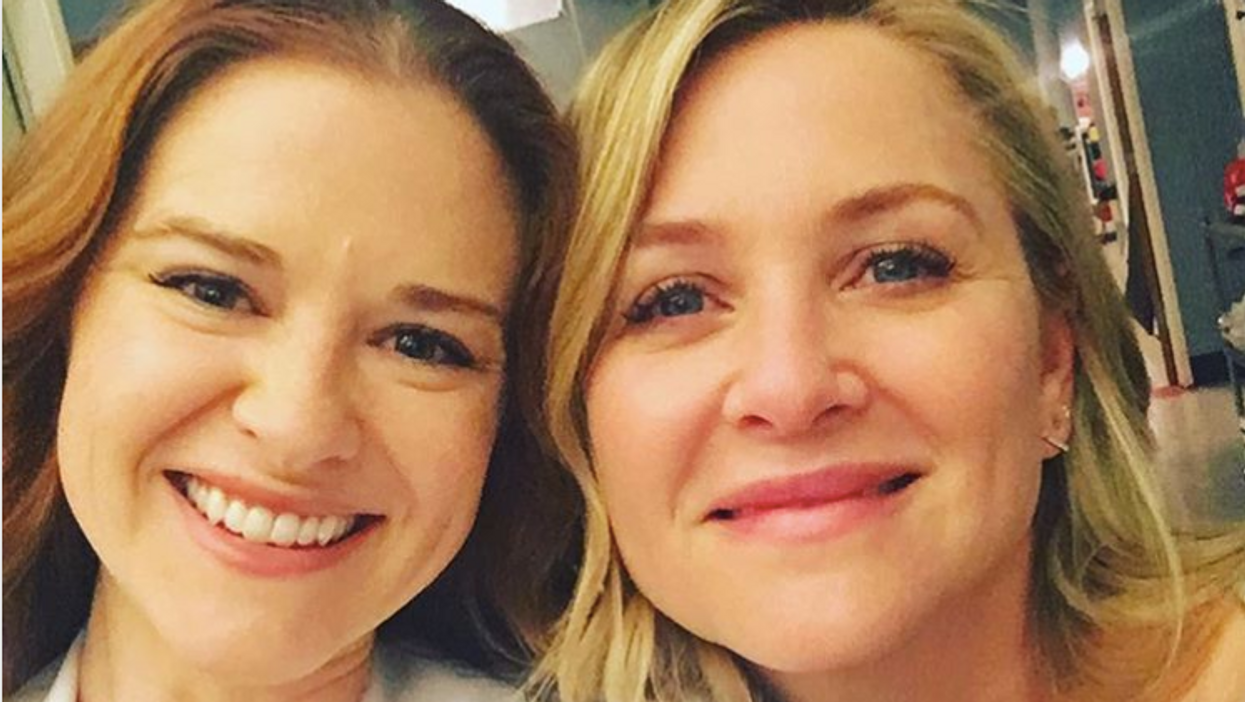 Ellen Pompeo Reveals The Real Reason Jessica Capshaw And Sarah Drew Are Leaving 'Grey's Anatomy'