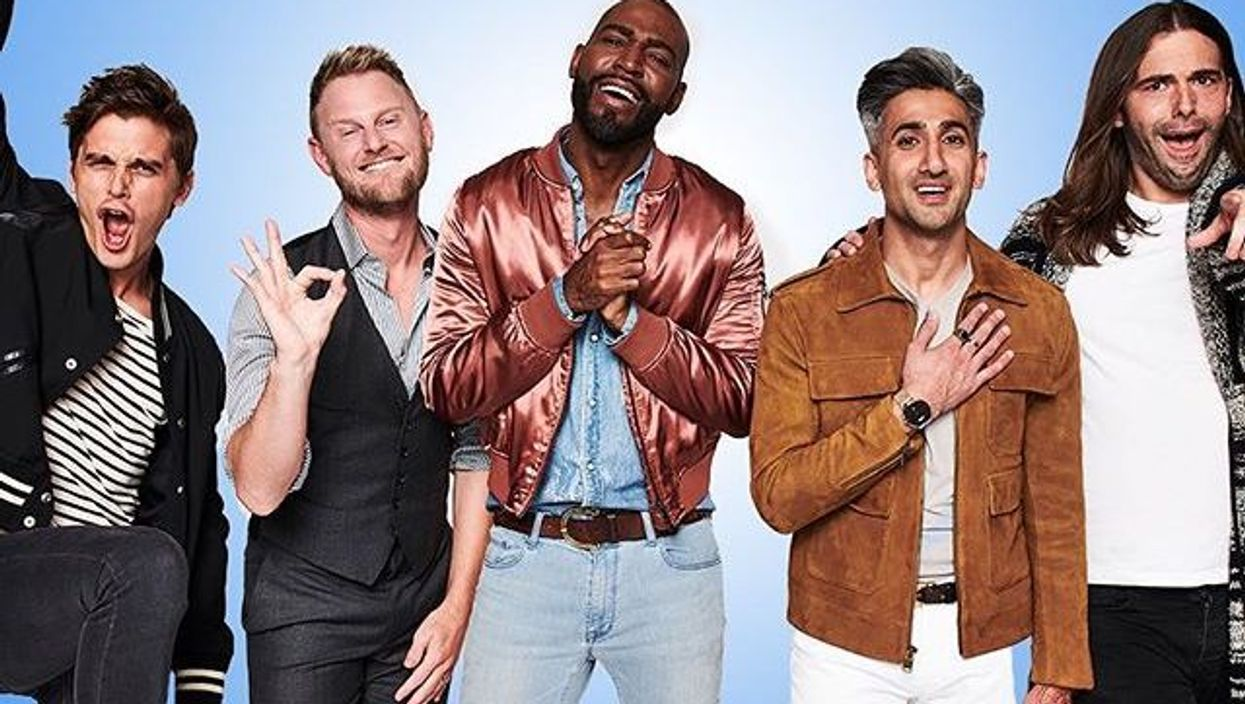 Queer Eye Just Got Renewed For A Second Season And We're Excited AF
